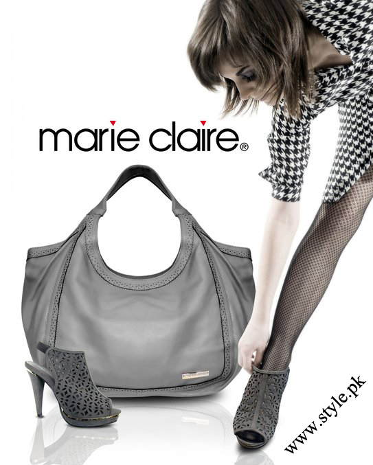 latest colection of Marie claire shoes