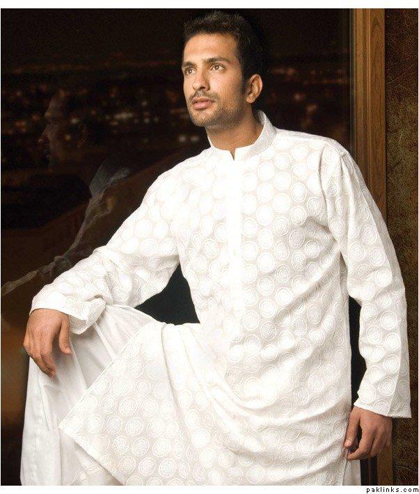 Latest Summer Collection Of Kurta Shalwar For Men 2011