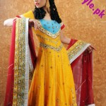 latest mendhi designs 150x150 bridal dresses