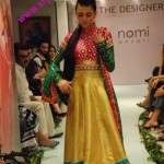 multi color mendhi dress 150x150 bridal dresses