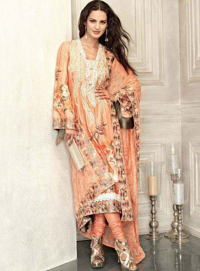 Beautiful Dresses For Women For Eid 2011 by Gul Ahmed