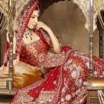 Tradition of Red Colored Wedding Dresses