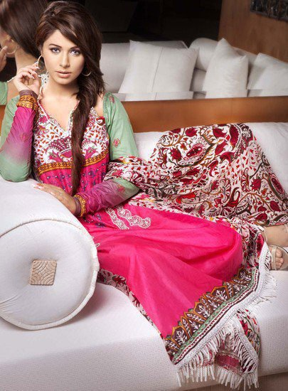 Gul Ahmed Eid Collection 2011