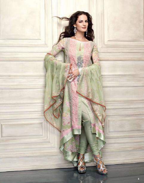 Gul Ahmed Eid Collection For Girls 2011
