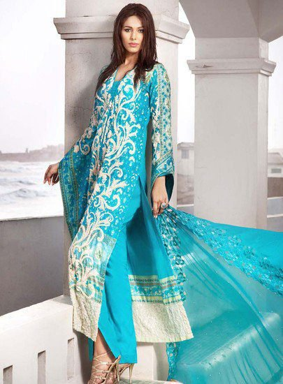 Gul Ahmed Eid Collection For Women 2011
