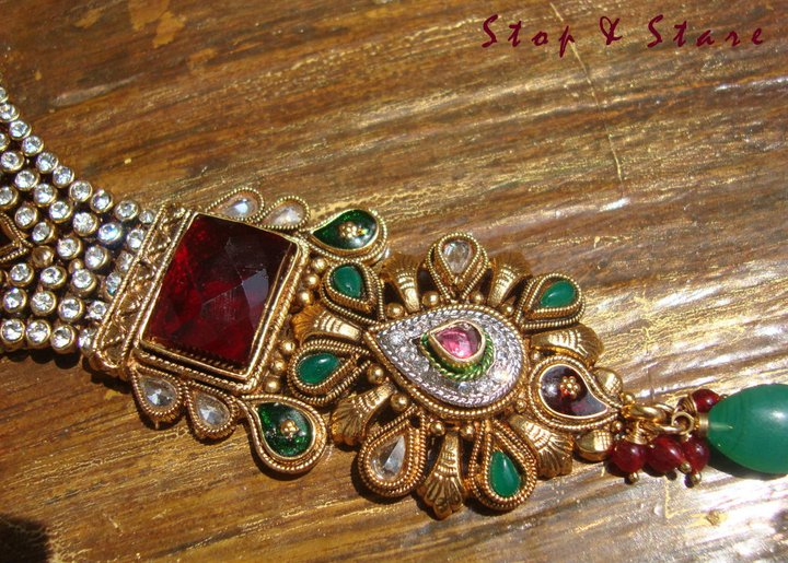 Latest Indian Jewellery Trends 032