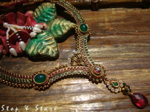 Polki Necklace 035 300x225
