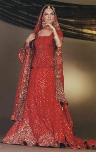 Red Bridal 190x300