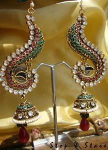 Stylish Indian Jewellery 2011 071 216x300