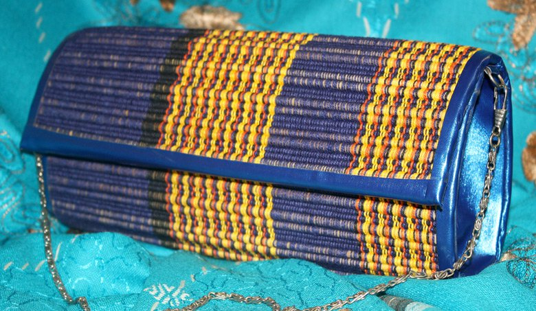 blue and brown clutch for girls 24