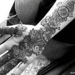 latest mehndi designs by hennArt 2011