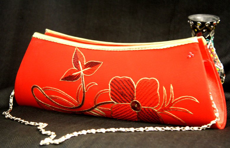flowered clutch girls for girls45