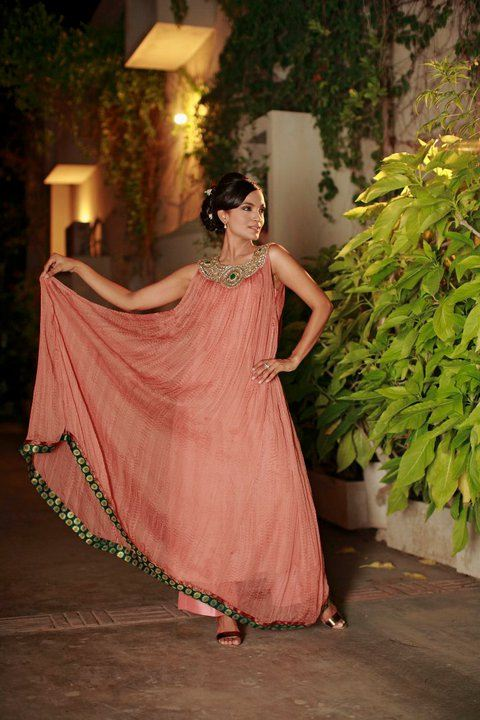 long dress fashion by tena durrai designer dresses
