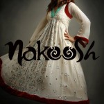 long frock by naqoosh