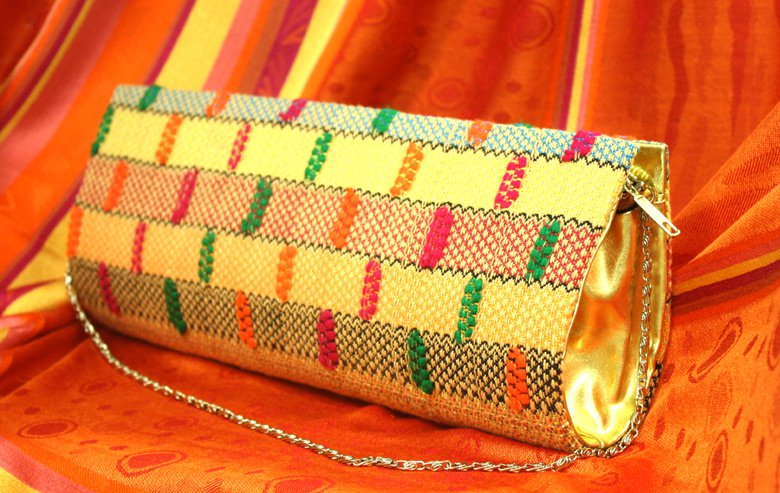 multi coloured clutch for girls 46