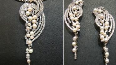 silver jewellery with pearls 8