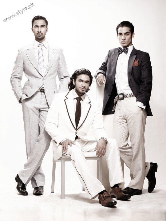 Ammar belal latest menswear 2011 9203