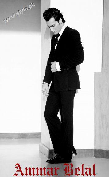 Ammar Belal Fashion Designer