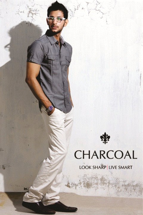 Charcoal New Summer Collection for Men www.style .pk 001 men wear