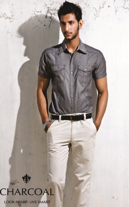 Charcoal New Summer Collection for Men www.style .pk 003 men wear