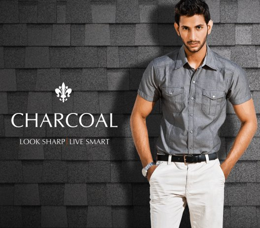 Charcoal Brand Clothing Pakistan