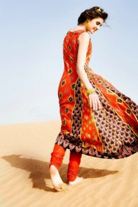 Five Star Vogue Eid Collection 2011 17 1 200x300 - FIVE STAR VOGUE embroidered silk Eid collection 2011