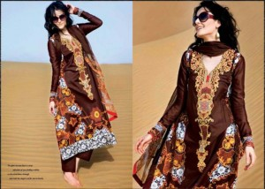 Five Star Vogue Eid Collection 2011 25 300x214 - FIVE STAR VOGUE embroidered silk Eid collection 2011