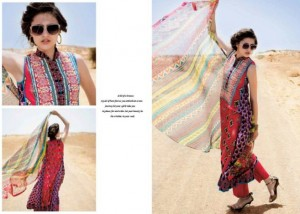 Five Star Vogue Eid Collection 2011 27 300x214 - FIVE STAR VOGUE embroidered silk Eid collection 2011