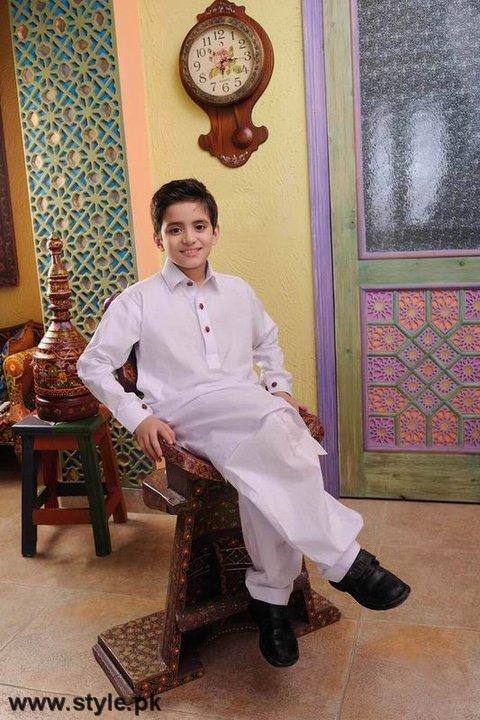G Pret Gul Ahmed Eid Collection For Kids 1 style.pk  kids wear 2