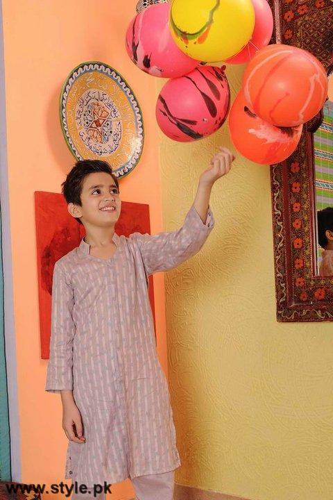 G Pret Gul Ahmed Eid Collection For Kids 5 style.pk  kids wear 2