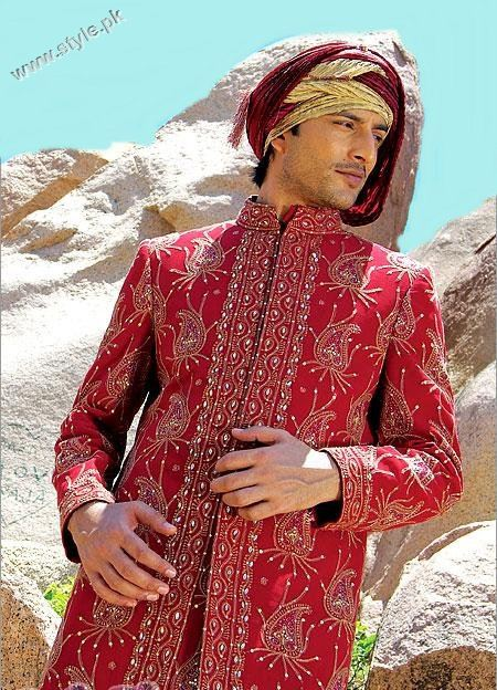 Groom sherwani collection 3489