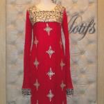 Latest Eid Collection 2011 For Women by Threads and Motifs 4848