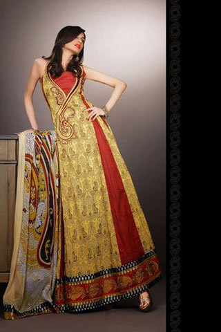 Lawn Collection for Eid by Asim Jofa 005