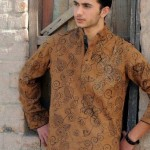 Men's Kurta styles for eid ul fitr 2011