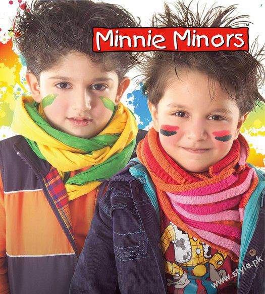 16b52e529 Latest Kids Wear Collection By Minnie Minors