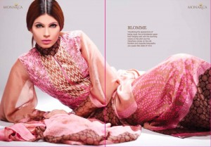 Rashid Textile Eid Collection 2011 Monarca Eid collections 2011 61 300x209 - Monarca Eid collection 2011