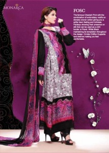 Rashid Textile Eid Collection 2011 Monarca Eid collections 2011 9 214x300 - Monarca Eid collection 2011