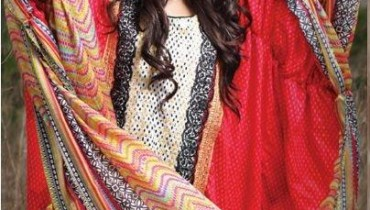 Sana Safinaz Latest Eid Collection 2011 001