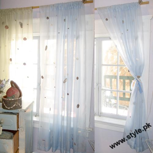 Stylish Curtain Designs 2011 11 style.pk  stylish interior designing furnitures