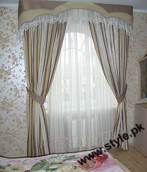Stylish Curtain Designs 2011 3 style.pk  stylish interior designing furnitures