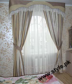 Simple Curtain Style.