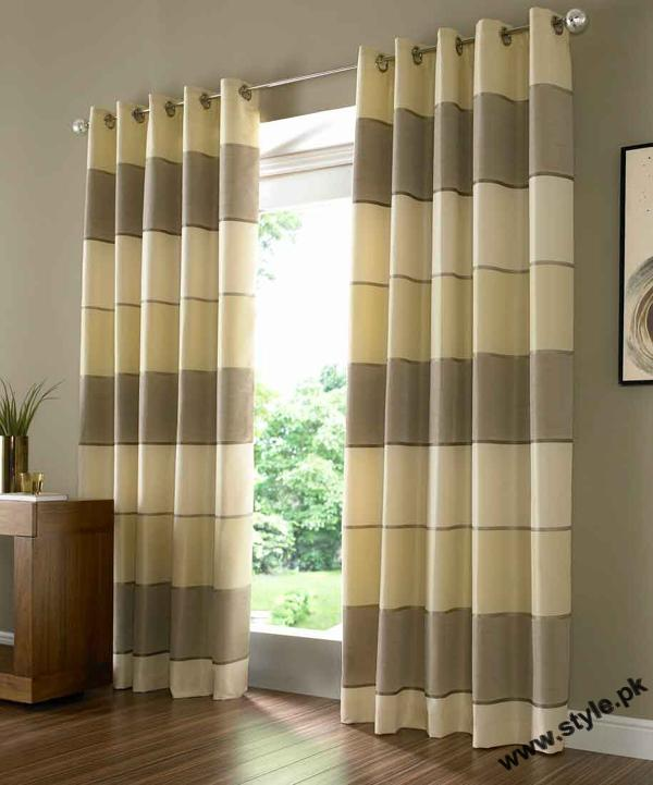 Stylish Curtain Designs 2011 4 style.pk  stylish interior designing furnitures