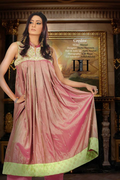 deeba hummera collection 2011 02 - Deeba hummera eid collection 2011