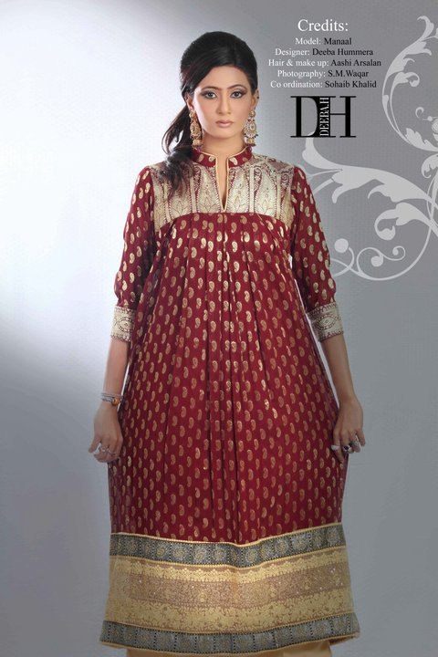 deeba hummera collection 2011 11 - Deeba hummera eid collection 2011