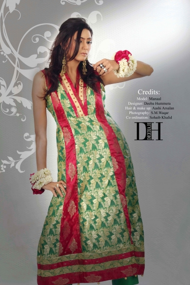 deeba hummera collection 2011 12 - Deeba hummera eid collection 2011