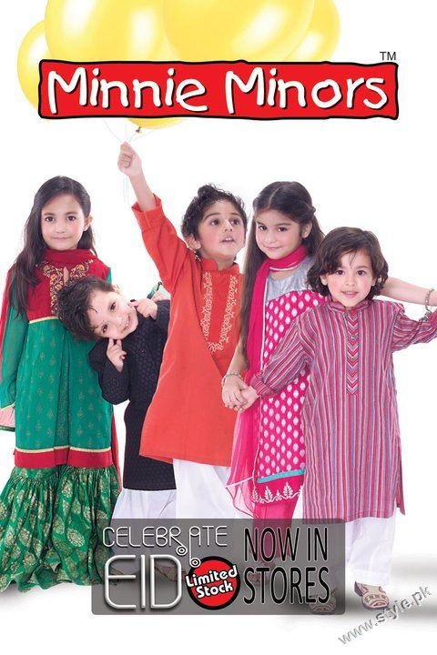 eid collection by Minnie Minors 64 kids wear 2