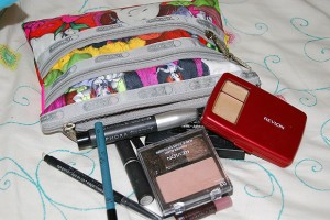 essentials in make up bag 300x200