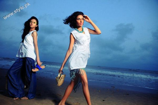 khaadi latest white collection 4830