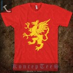 Latest t-shirts by Konceptees