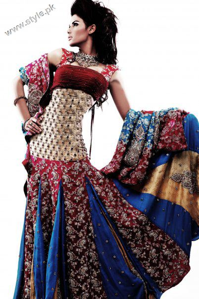 latest evening wear collection by ramira 2930